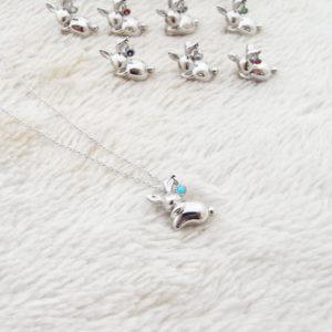 トルコ石を使ったネックレス